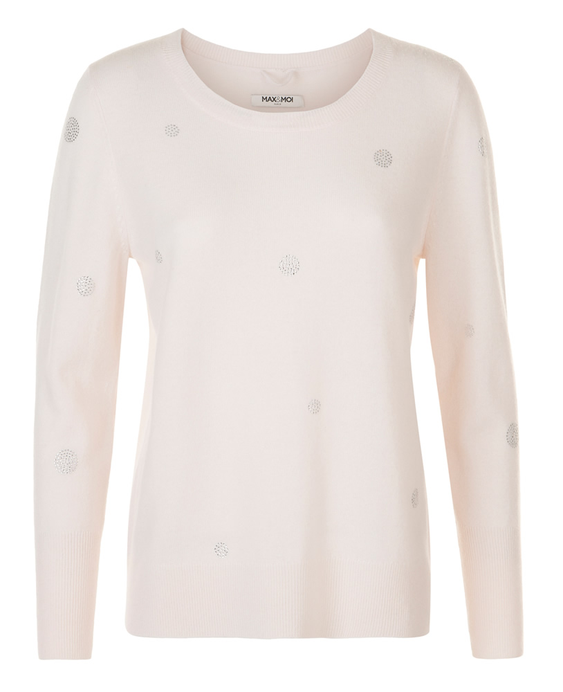 Patryk powder diamante jumper