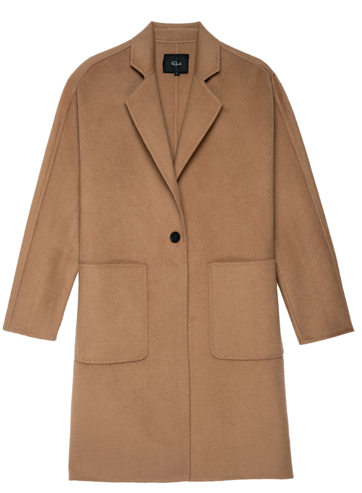 Everest camel coat
