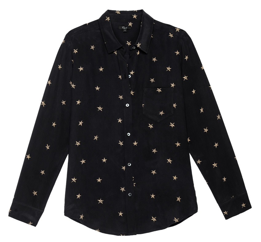 Kate animal stars shirt