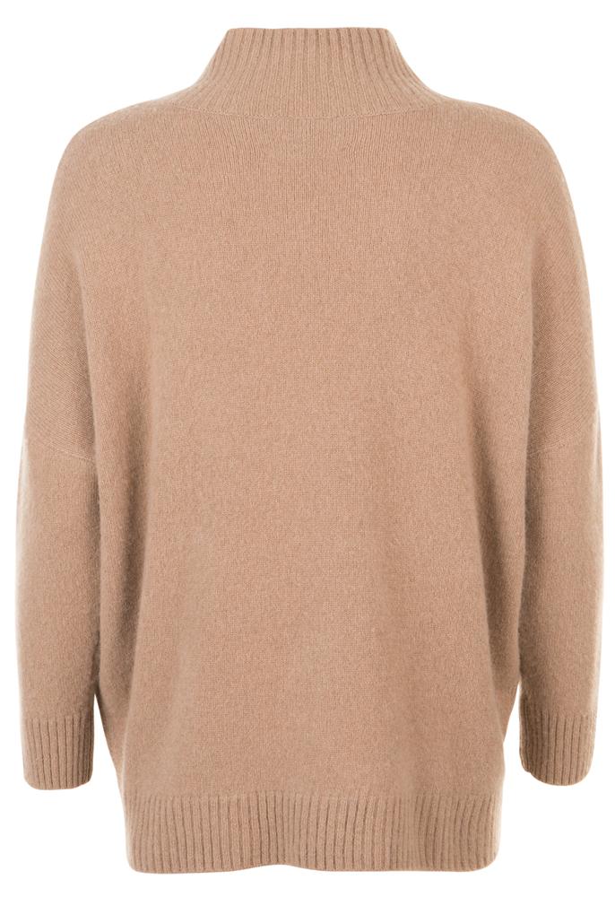 Pat brown jumper