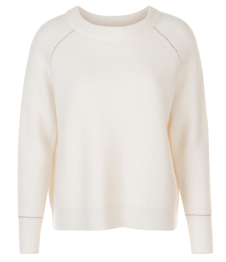 Paco ivory jumper