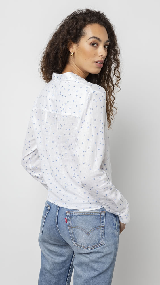 Val starry blouse