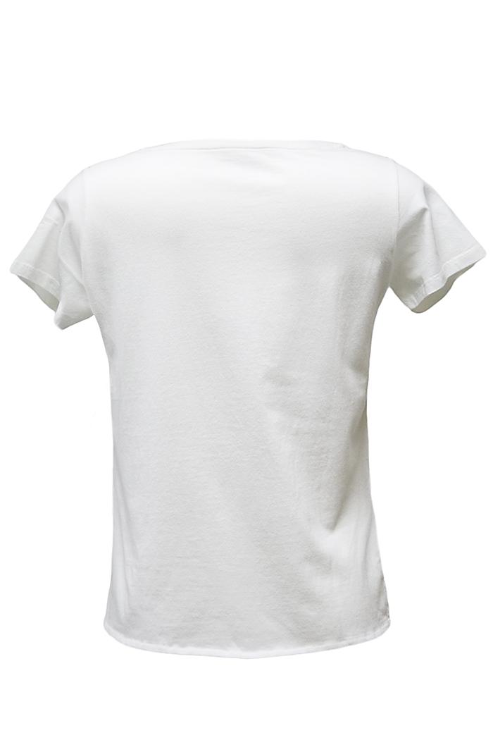 White super soft T-shirt