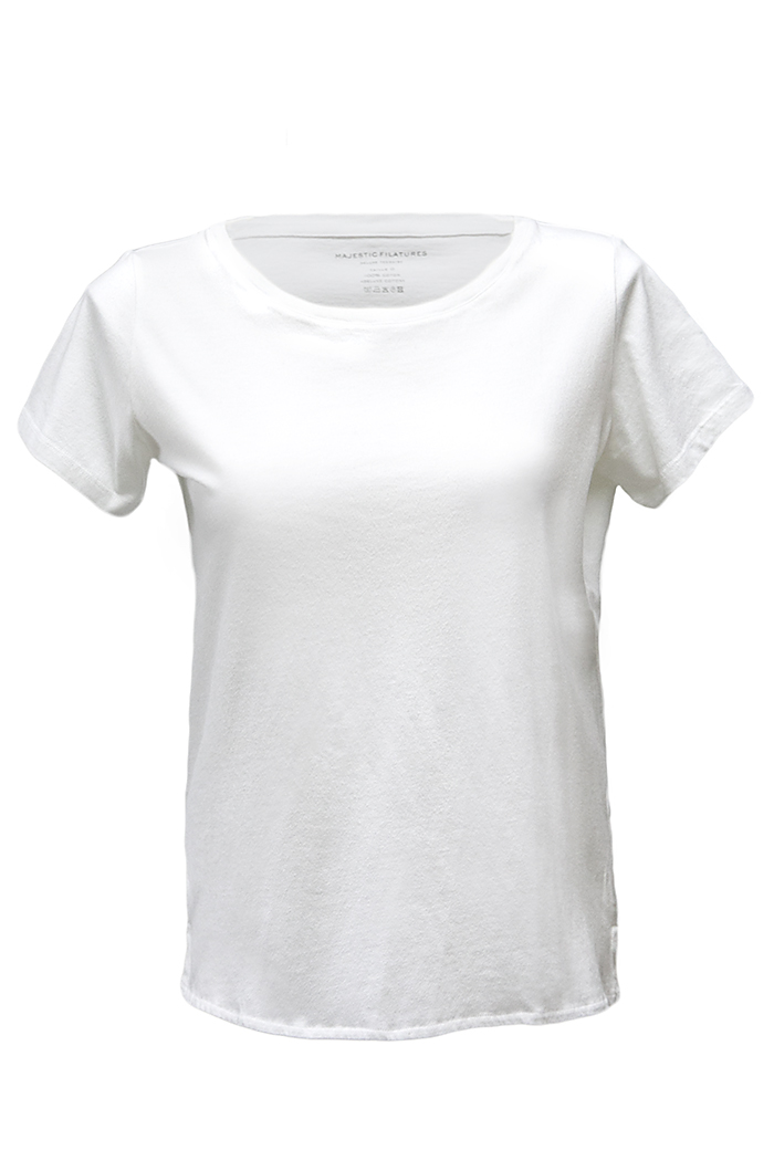 White super soft T-shirt