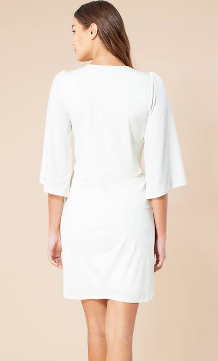 Vada Ivory dress