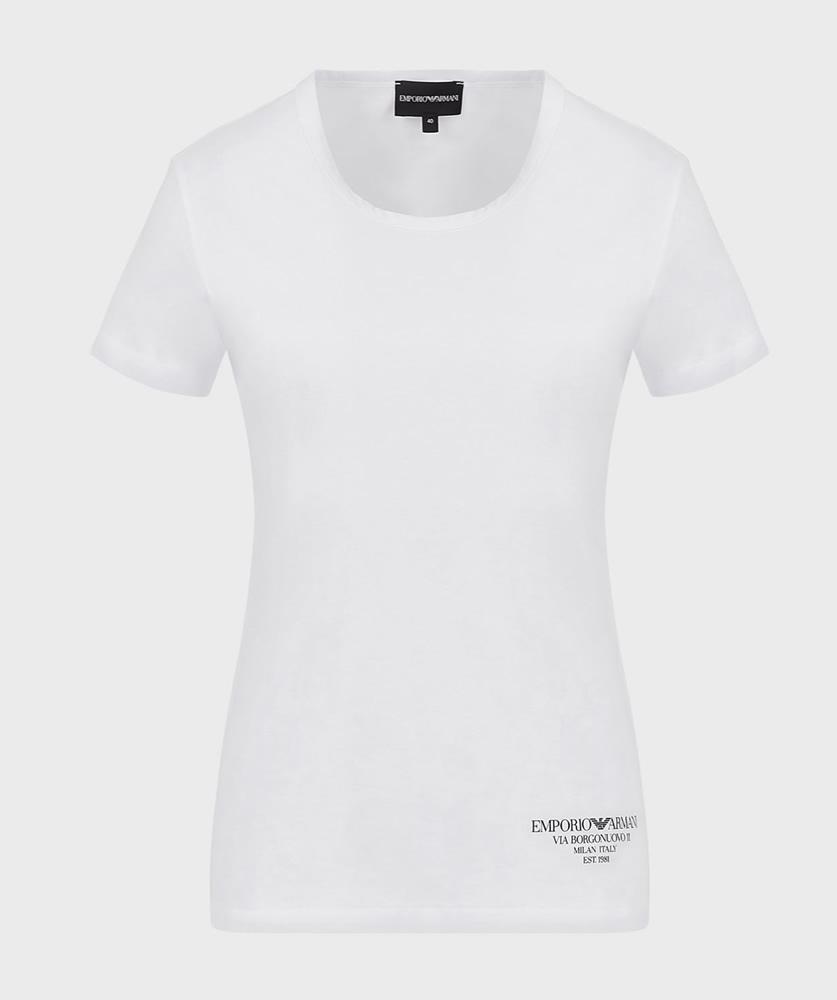 Armani white T-shirt