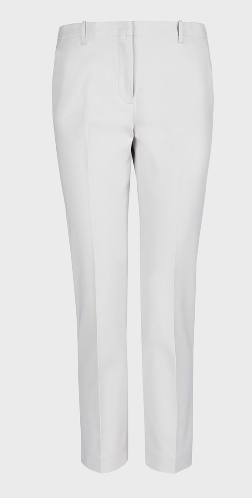 Ice cropped trousers