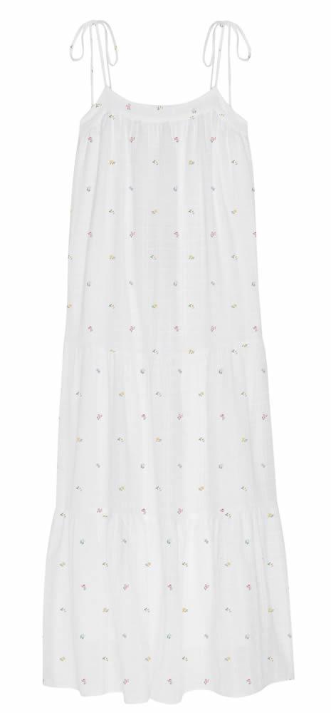 Rosemary mini buds dress