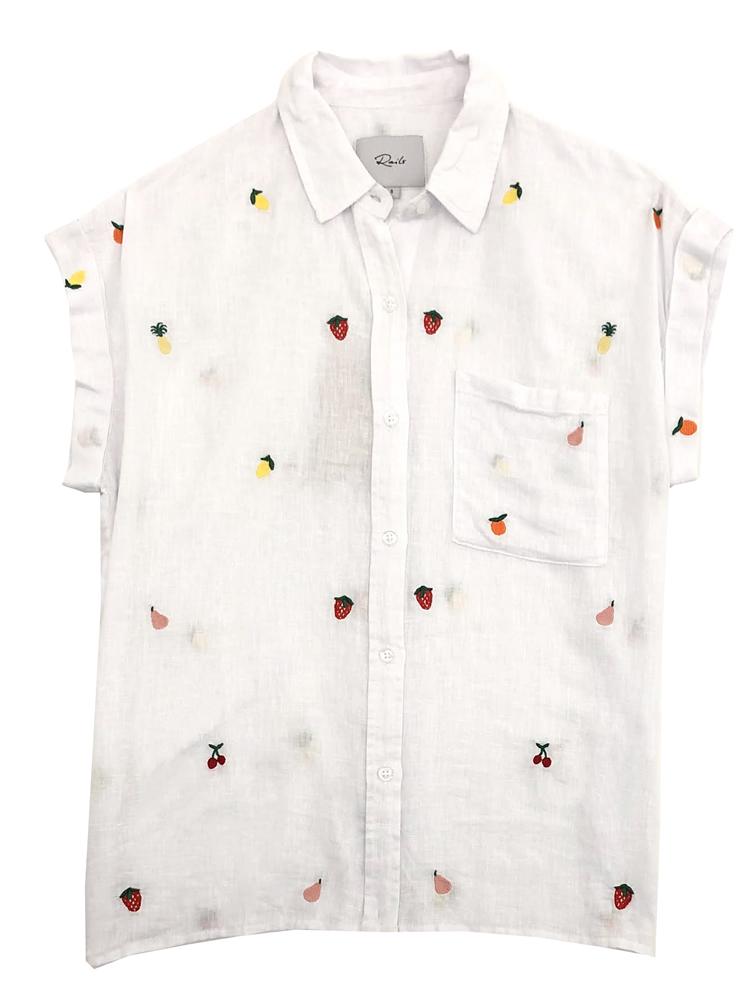 Whitney fruits shirt