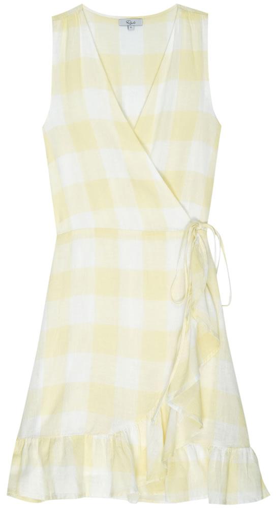 Madison Limoncello dress