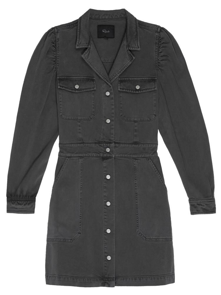 Lisette carbon dress